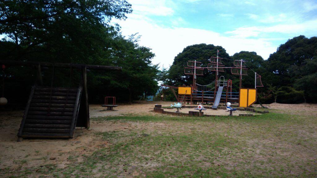 昭和の森公園 遊具 子供 ファミリー