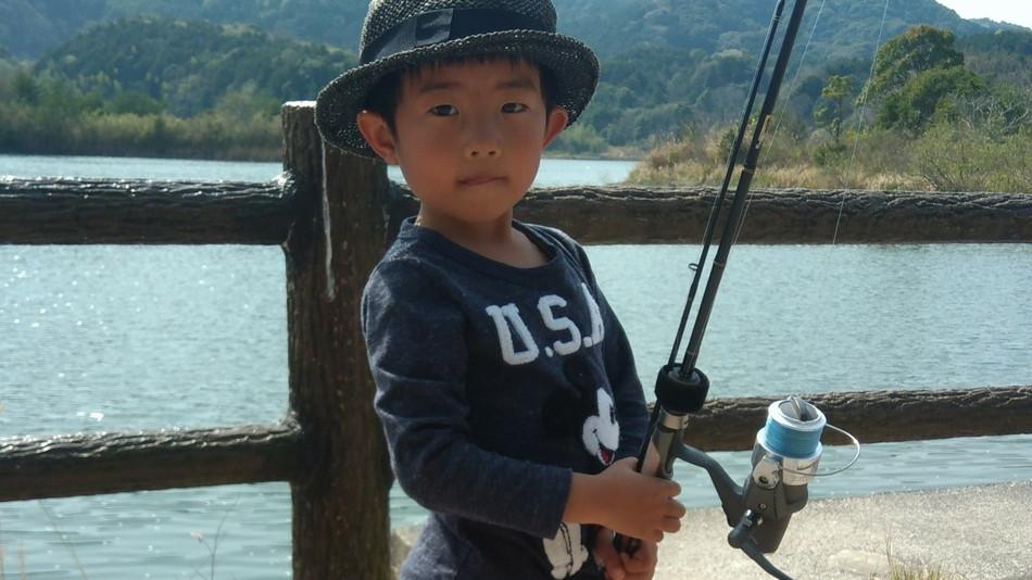 福岡県 大野城牛首ダム 水辺公園 デイキャンプ ブラックバス釣り 釣りブログ