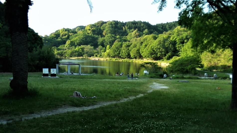 福岡県 大野城 牛首ダム 水辺公園 デイキャンプ おすすめ 子育てブログ
