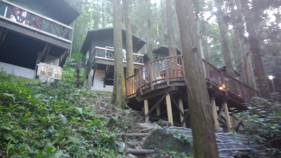 福岡の直方 おすすめキャンプ場は竜王キャンプ場 ロッジ
