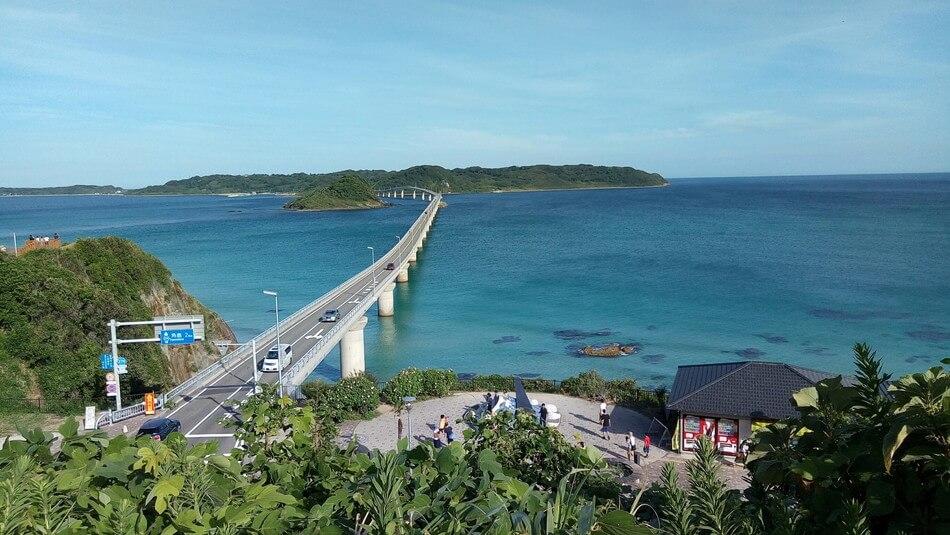山口県 角島大橋 キャンプ 夏おすすめブログ