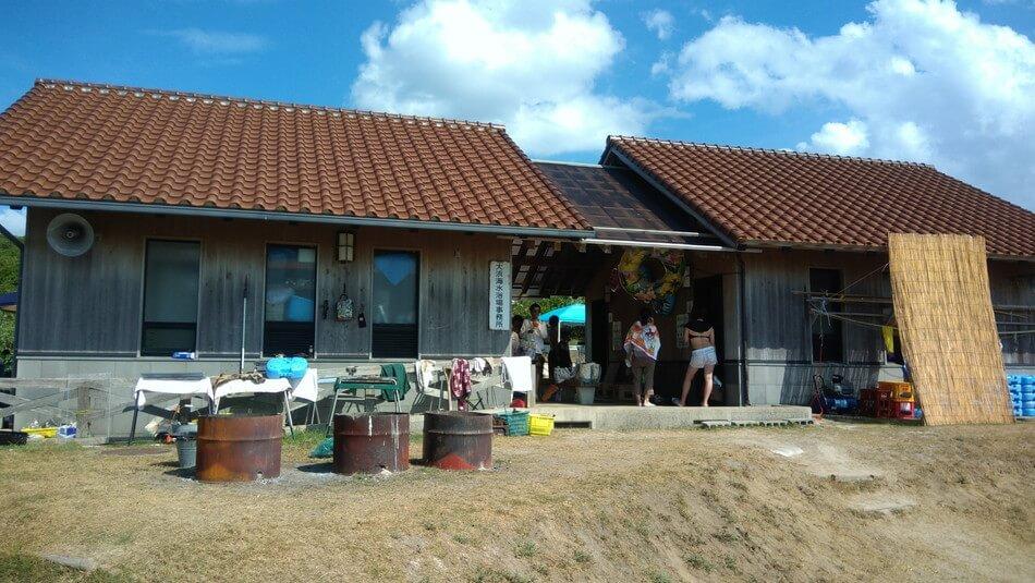 角島キャンプ場 おすすめ 水着 キャンプブログ 九州