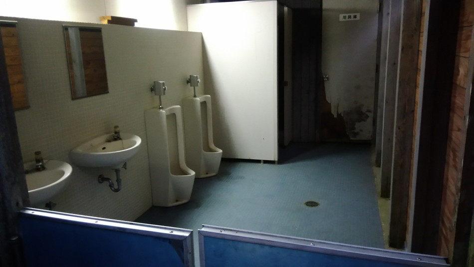 トムソーヤの森 トイレ