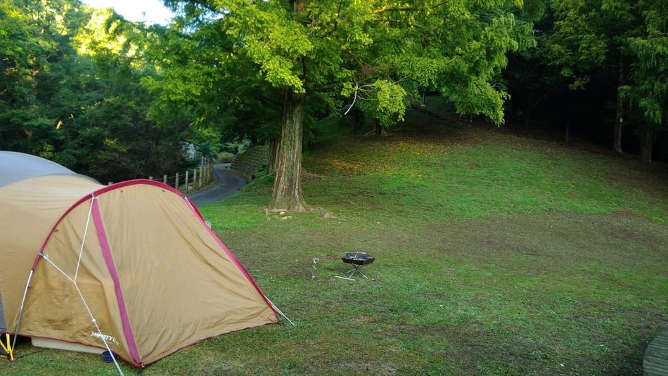 佐賀 トムソーヤの森 キャンプ 家族 子供