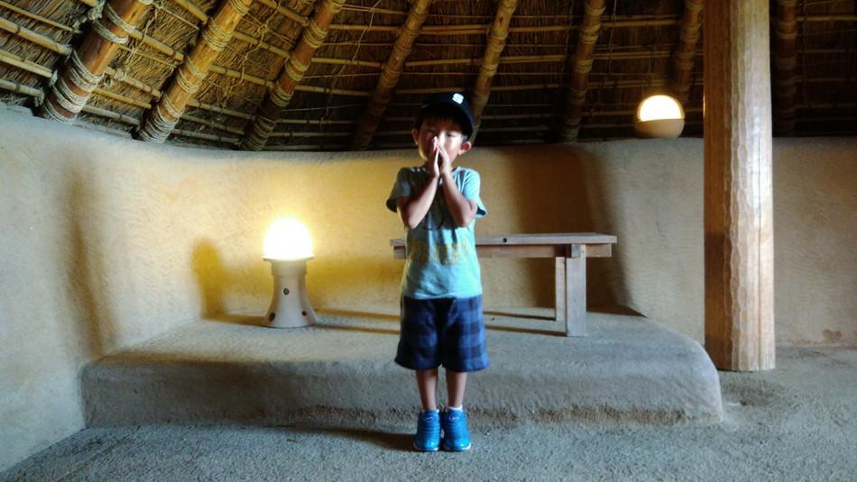 子供 お出かけ 歴史 吉野ケ里遺跡公園 ブログ キャンプ 福岡 佐賀