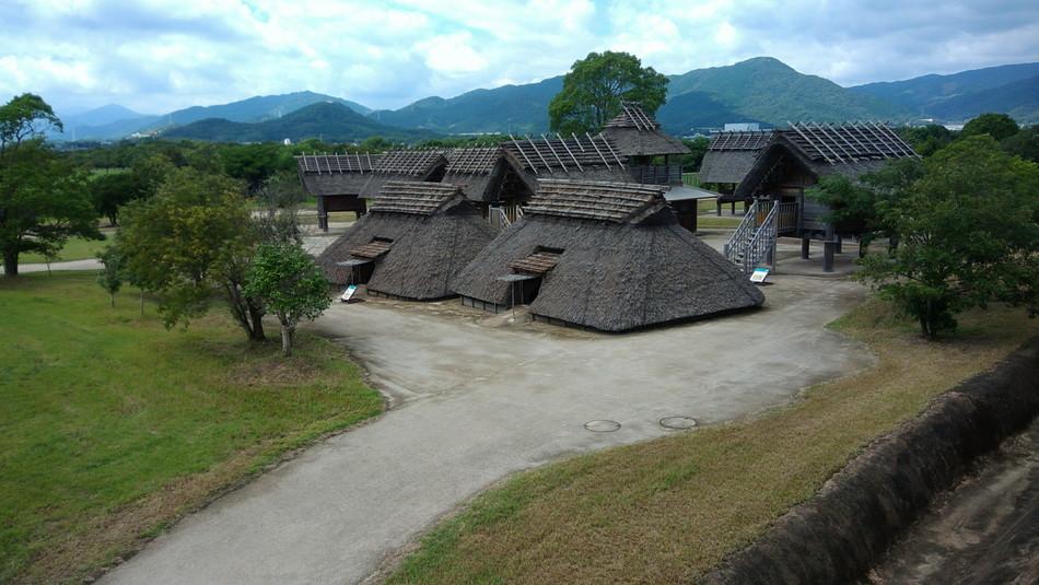 歴史を感じる 佐賀 神崎 キャンプ 吉野ケ里 遺跡 公園