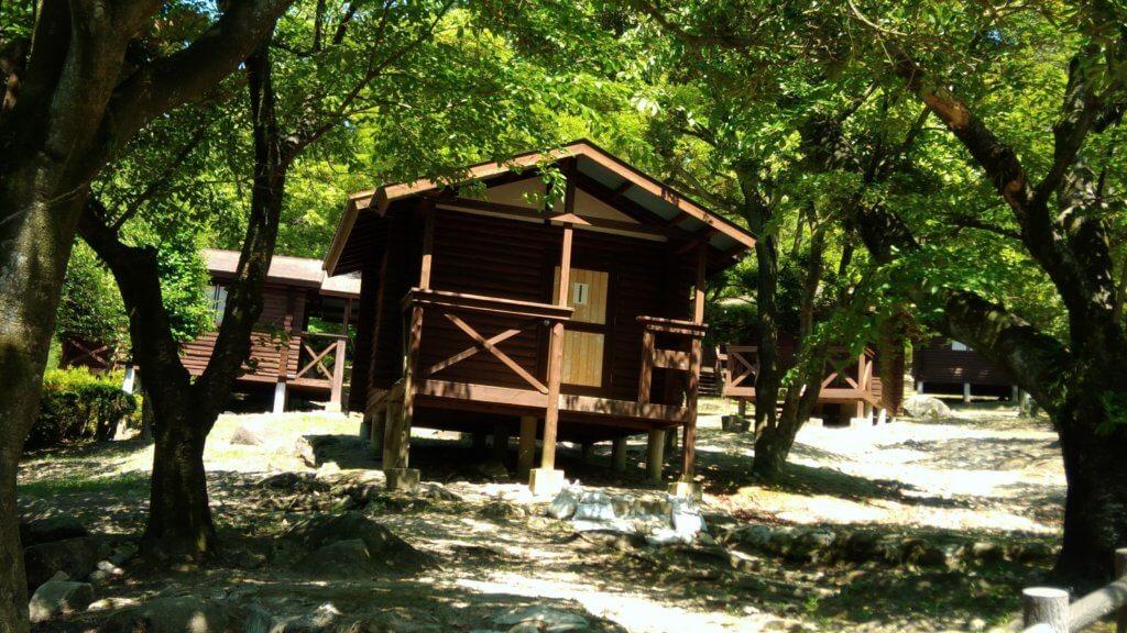 家族キャンプ 初心者 一本松キャンプ場 ロッジ 福岡 ブログ