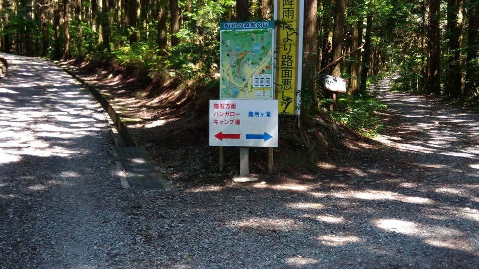 福岡 おすすめキャンプ場 昭和の森公園 一本松 滝