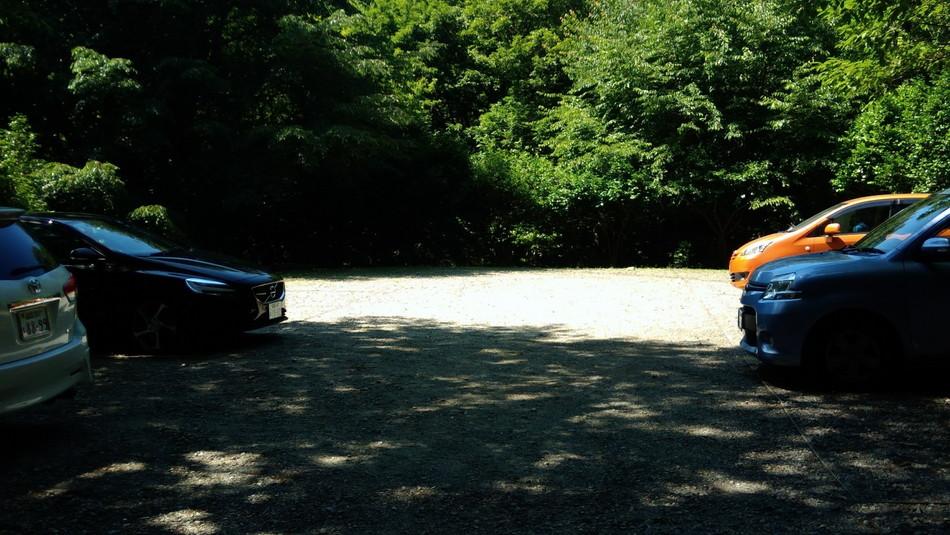 福岡 宇美町 昭和の森 一本松 キャンプ 駐車場