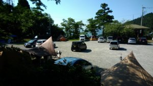 福岡のおすすめ若杉キャンプ場