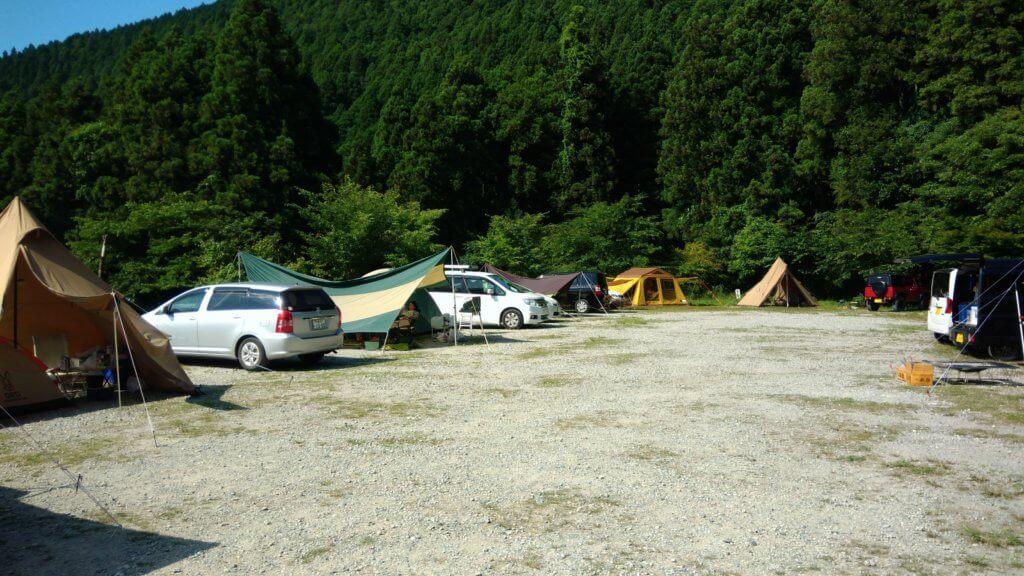 おすすめ!福岡 若杉楽園キャンプ場