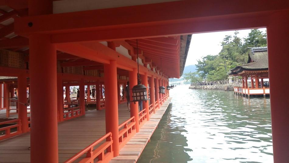 家族ブログ おすすめ観光 広島 宮島 厳島神社