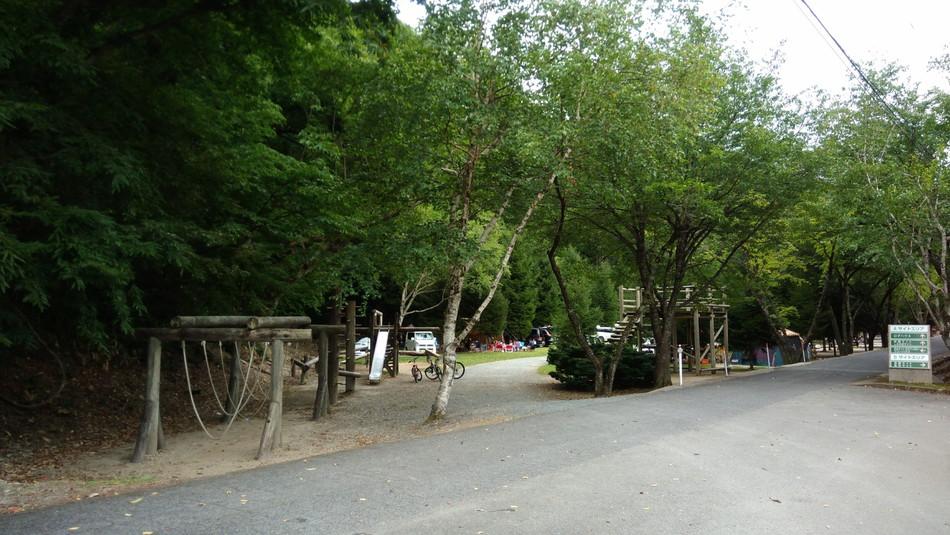 広島おすすめファミリーキャンプ場は大鬼谷オートキャンプ場
