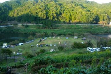 鳥栖 栖の宿 キャンプ場