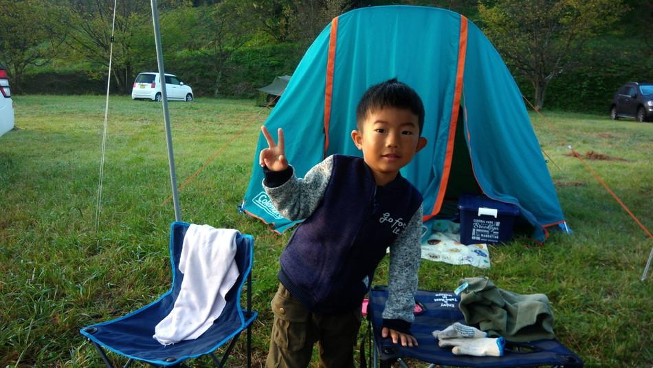 家族キャンプ 子供 鳥栖 佐賀 ブログ