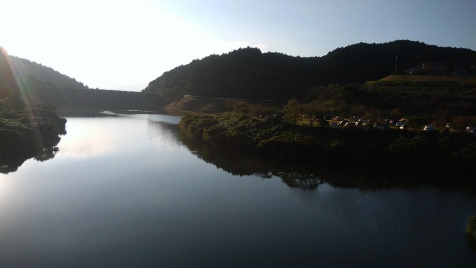 河内ダム キャンプ ブラックバス 鳥栖 オートキャンプ 釣りブログ