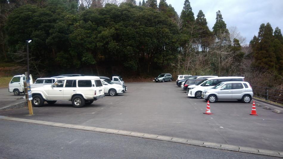 ワカサギ釣りブログ 北山ダム キャンプ 駐車場