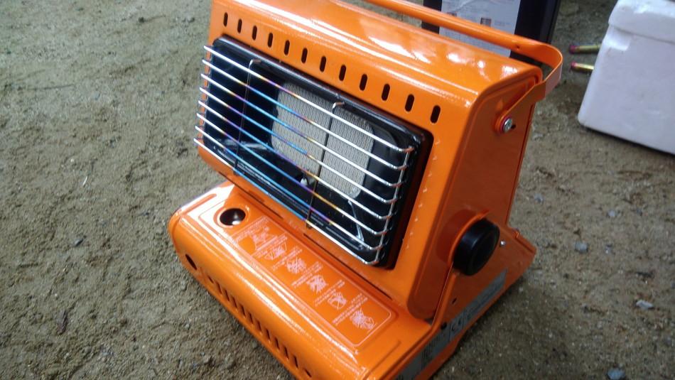 キャンプ 道具 暖房 ストーブ ブログ