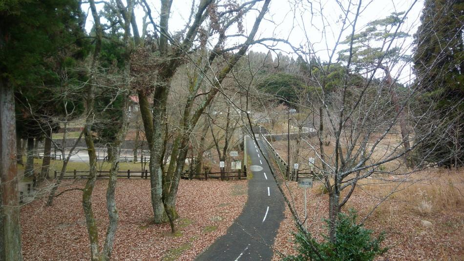 北山ダム サイクリング 冬 キャンプブログ