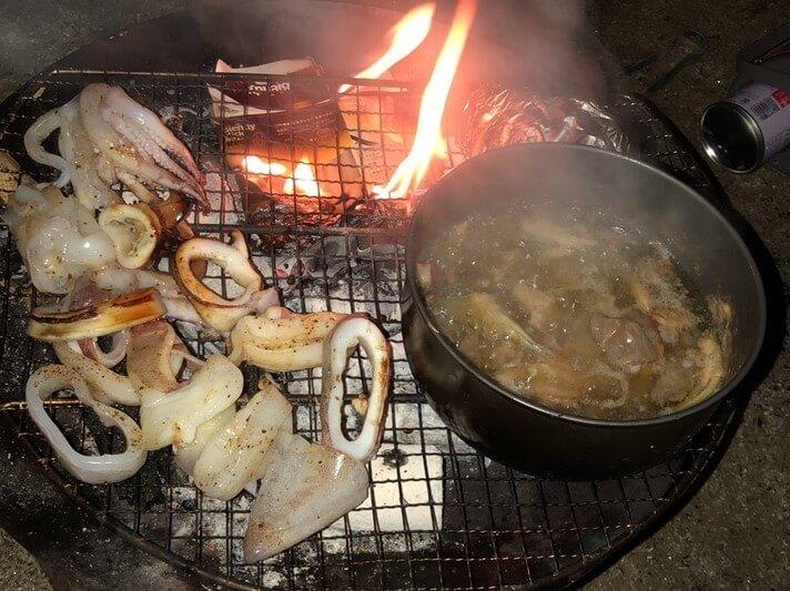 北山ダム 佐賀 グルメ BBQ