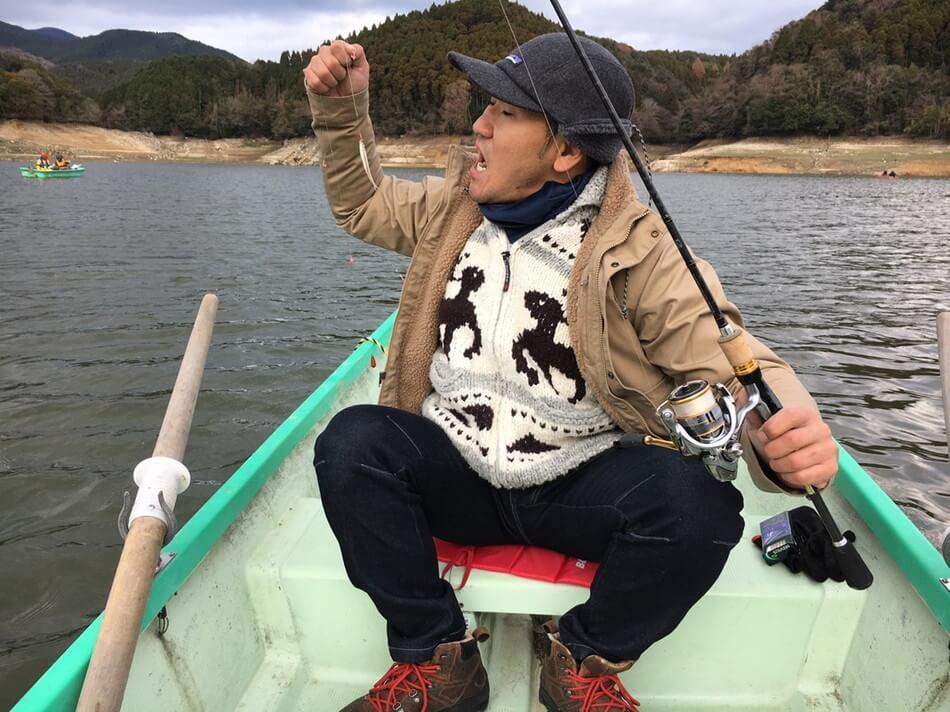 北山ダム 釣り 佐賀 ブラックバス ワカサギ