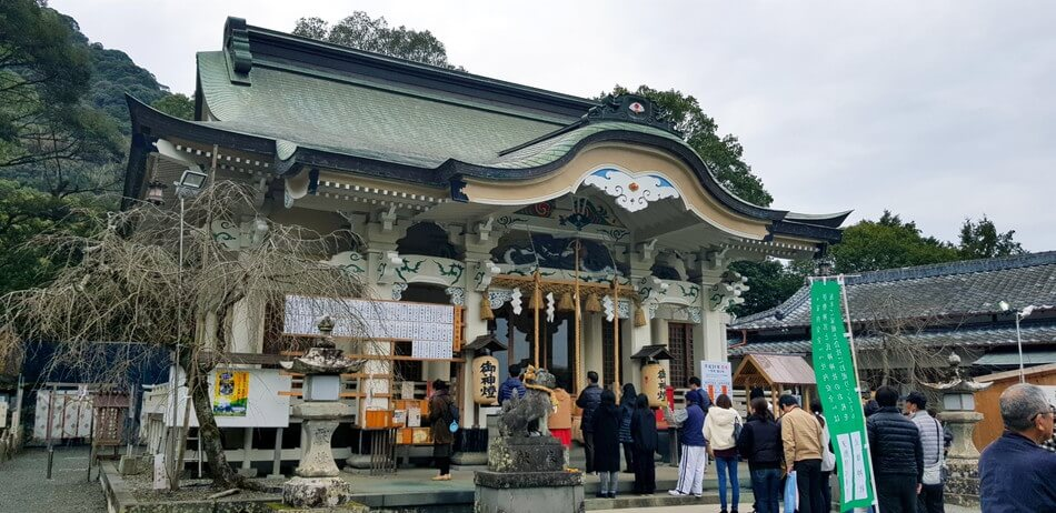 佐賀観光 大楠 パワースポット 武雄神社