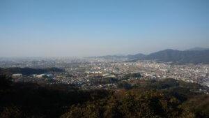 天拝山 福岡 筑紫野 絶景