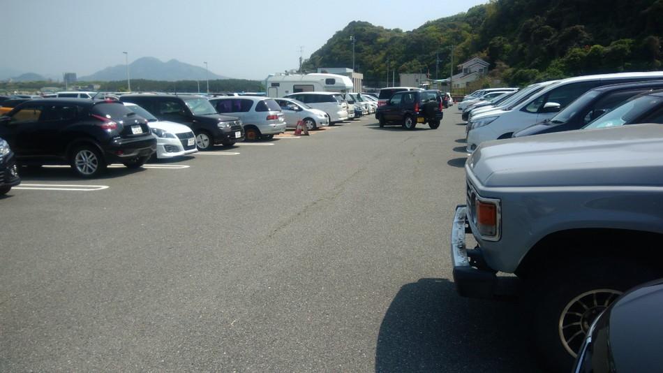 新宮漁港 ファミリーフィッシング 駐車場