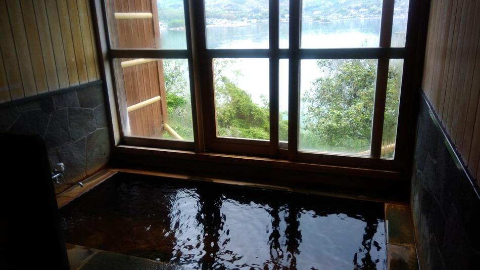 川棚温泉 しおさいの湯 家族風呂