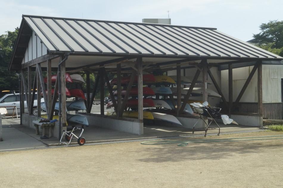 シーカヤック 佐賀キャンプ場 いろは島