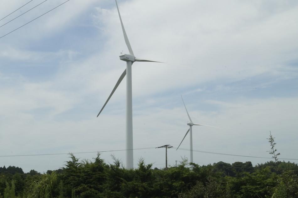 いろは島の風車 佐賀 唐津