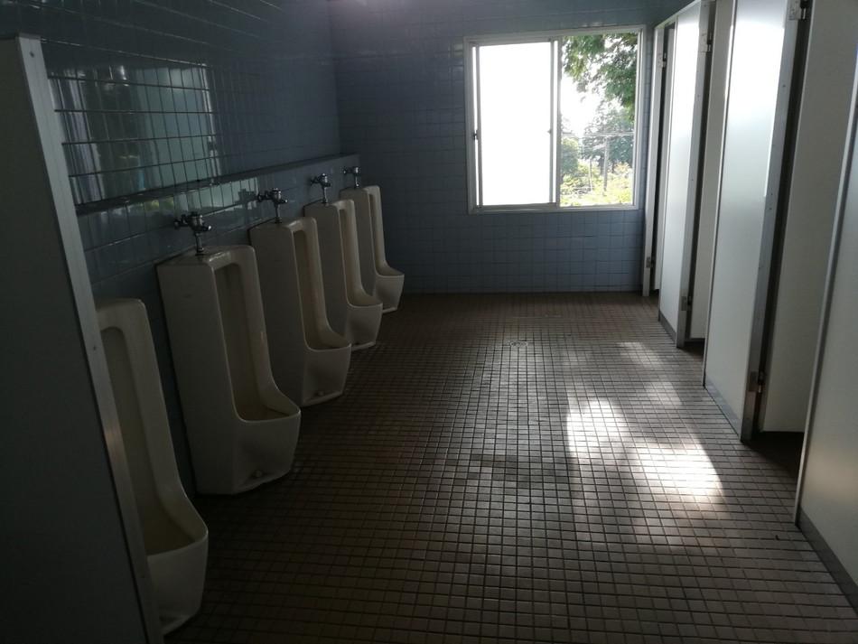熊本 菊池 四季の里キャンプ場 トイレ