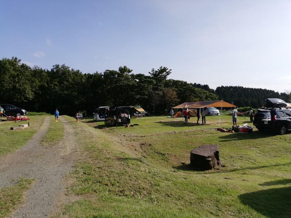 熊本 菊池 四季の里キャンプ場 グループサイト