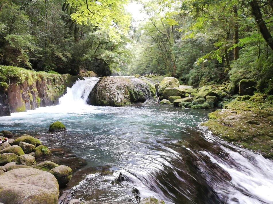 菊池渓谷 おすすめ写真