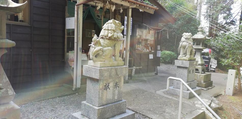 壱岐 神社まわり 月読