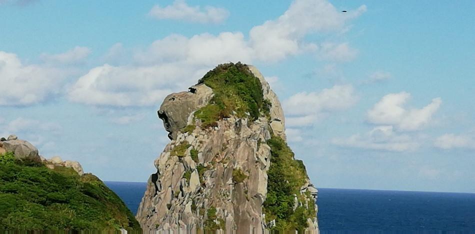 猿岩 写真 壱岐の観光 おすすめスポットブログ