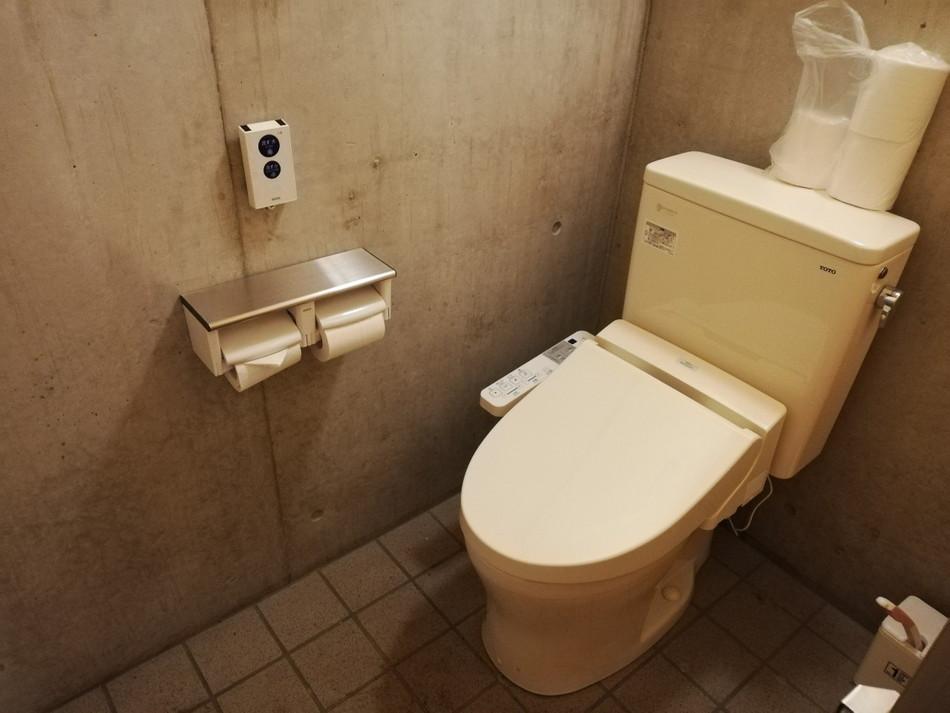 トイレがきれいなキャンプ場