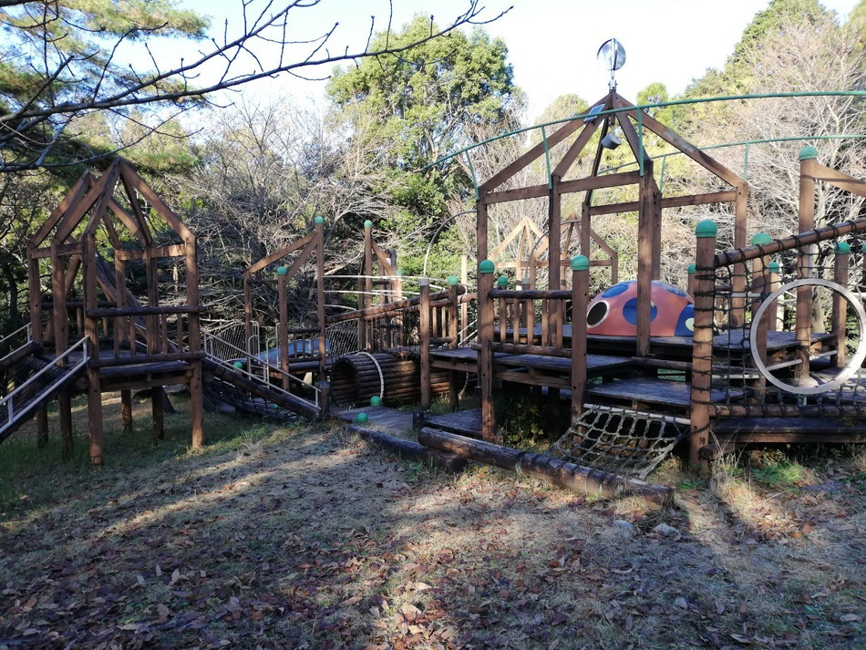 熊本 キャンプ場 遊具