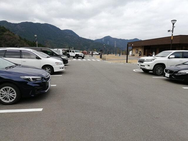 那珂川五ケ山駐車場