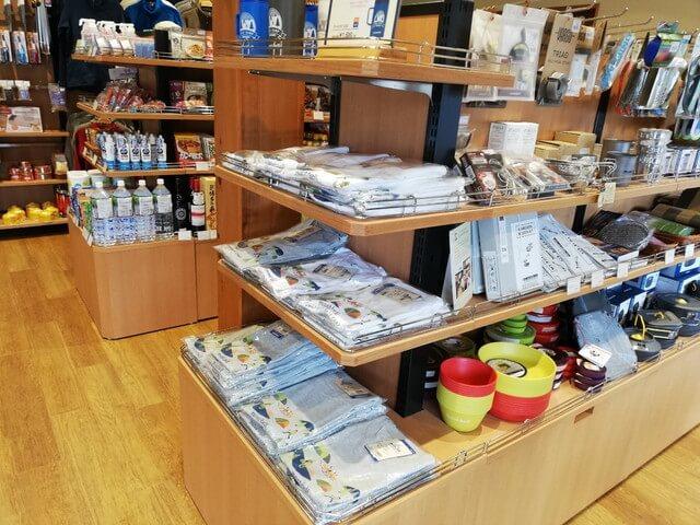 福岡 五ケ山キャンプ 売店