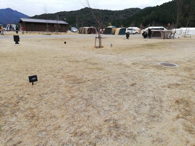 福岡五ケ山キャンプ場