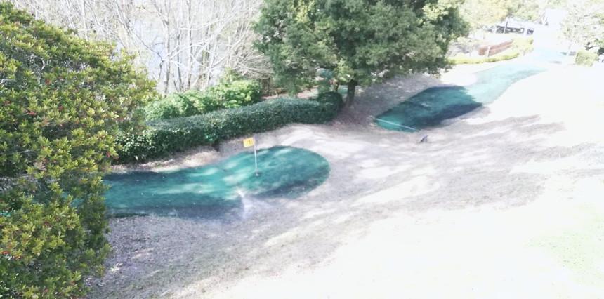 パットゴルフ高田濃施山公園