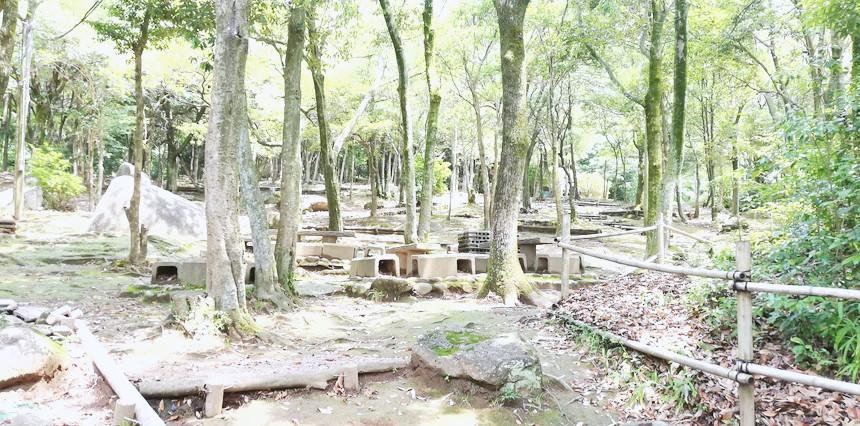おすすめ 野営キャンプ1