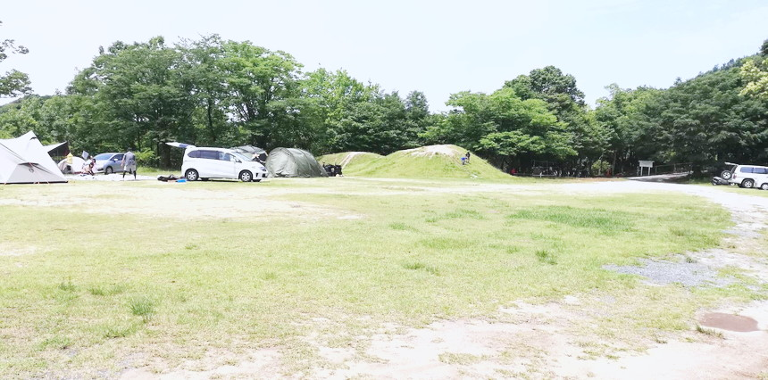 広場キャンプ場